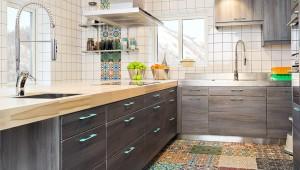 köksluckor och luckbyte är en prisvärd variant av en köksrenovering då man behåller sina gamla köksstommar.