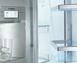Ett bra kylskåp är fullt med livsmedel - och teknik som håller dem färska.