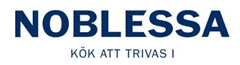 Noblessa logo med vit bakgrund