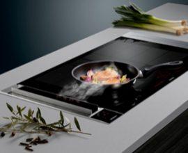 Osfritt i köket med Siemens köksfläktar