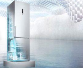 Innovativa Kyl och frysar från Siemens