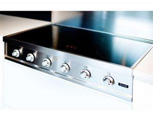 Bänkhäll Professional HPI90. Induktionshäll 90 rostfritt, vred Hi-Tech rostfritt