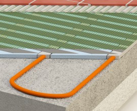 XY Climate patentsökt värmegolv för jämn värmespridning och låg bygghöjd